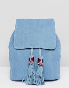 Джинсовый рюкзак Skinnydip Cressida - Синий