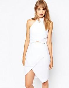 Платье с запахом Suboo - Белый