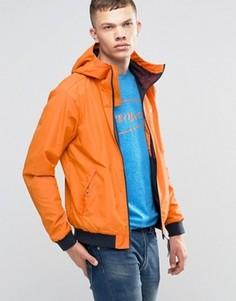 Оранжевая ветровка на молнии Bench - Оранжевый