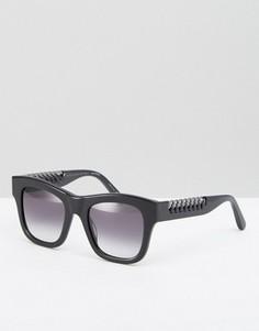 Солнцезащитные очки Stella McCartney - Черный