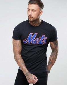 Футболка New Era Mets - Черный