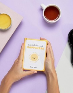 Книга The Little Book of Happiness - Мульти Books