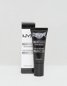 Гель для нанесения пигментов NYX Professional Makeup - Бесцветный