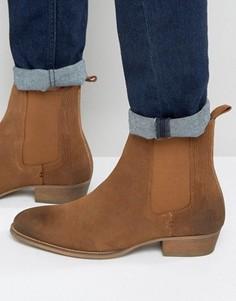 Замшевые ботинки челси House Of Hounds Keats - Рыжий