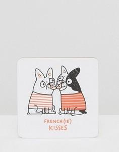 Подставка под напитки Ohh Deer French Kisses - Мульти