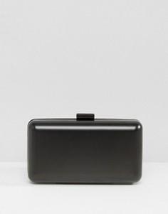 Матовый клатч-футляр ASOS - Черный