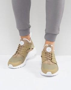 Зеленые кроссовки для бега Nike Huarache Run 819685-200 - Зеленый