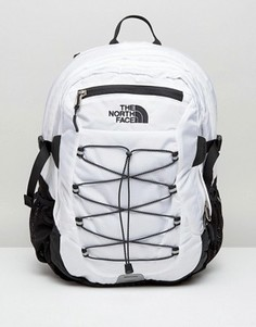 Белый рюкзак The North Face Borealis - Белый