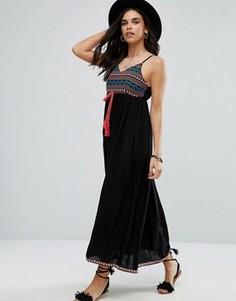 Платье макси Raga Morro Bay - Черный