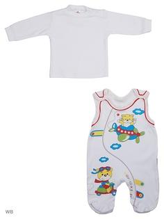 Комплекты нательные для малышей Babycollection
