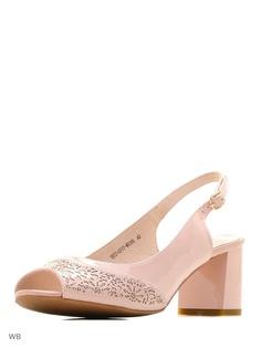 Купить женские босоножки на каблуке из натуральной кожи в интернет ... e2abb6c5ded