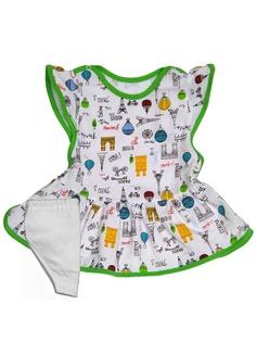 Комплекты нательные для малышей СВЕТ МАРИИ