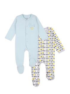 Комбинезоны нательные для малышей Prosto tak