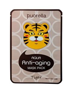Тканевые маски и патчи Puorella