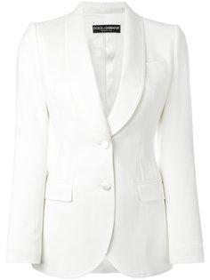 классический пиджак Dolce & Gabbana