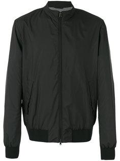 куртка-бомбер с классическим воротником Herno