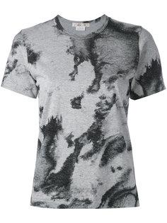 футболка с градиентным принтом Comme Des Garçons