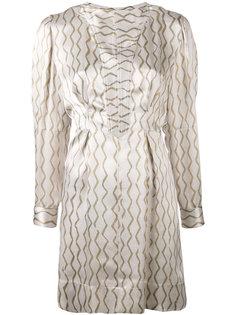 платье с принтом Isabel Marant