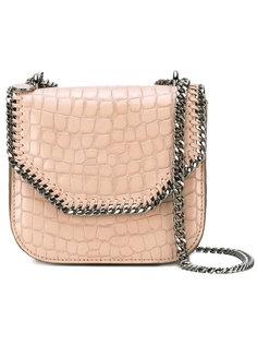 сумка Falabella Box с фактурной выделкой Stella McCartney