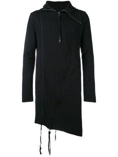 асимметричное пальто с капюшоном Army Of Me