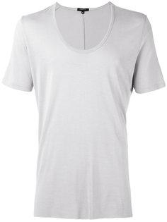 scoop neck T-shirt Unconditional