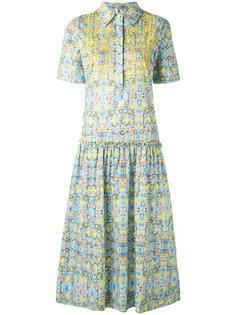 floral print shirt dress Miahatami