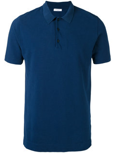 spread collar polo shirt Boglioli