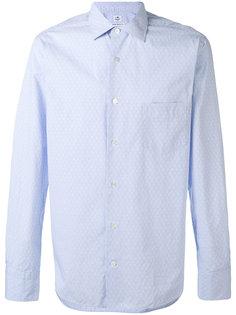 рубашка с мелким узором Danolis