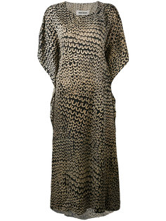printed shift dress Uma Wang