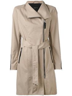 пальто на молнии Mackage