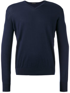 V-neck jumper  Z Zegna