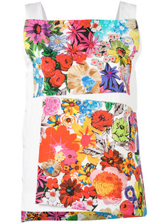 блузка с цветочным принтом Ports 1961
