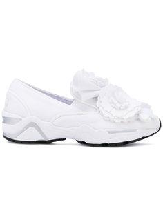кроссовки с аппликациями Suecomma Bonnie