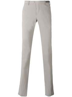 брюки прямого кроя Pt01