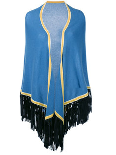 fringed shawl Antonia Zander