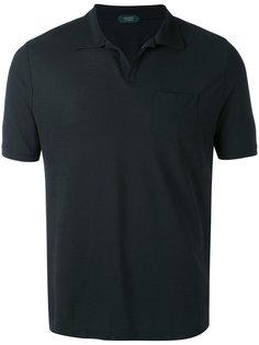 футболка-поло Zanone