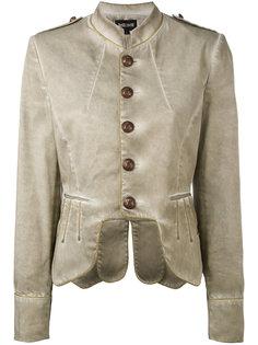 пиджак в стиле милитари Just Cavalli