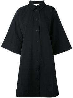 платье-рубашка свободного кроя Henrik Vibskov