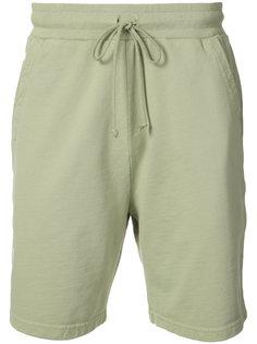 terry track shorts John Elliott