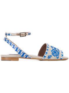 Petal Festival sandals Tabitha Simmons