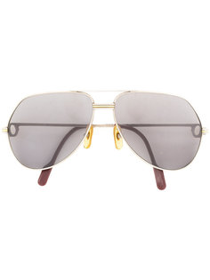 aviator frame sunglasses Cartier Vintage