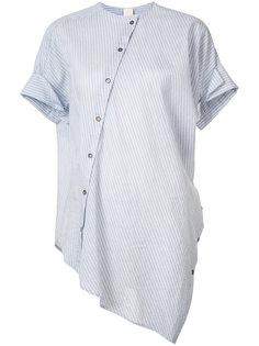 asymmetric oval shirt Forme Dexpression
