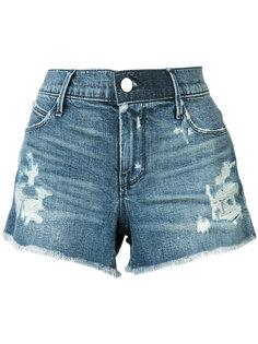 джинсовые шорты Olivia Rta