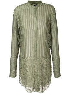 longline sheer shirt Baja East