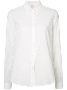 pleated plaquette blouse Forme Dexpression