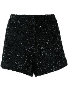 sequinned shorts Manish Arora