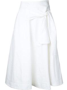 юбка с завязкой сбоку Studio Nicholson