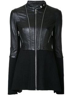 байкерская куртка No.2 Kitx