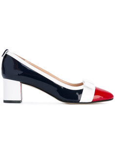 туфли в стиле колор-блок Thom Browne