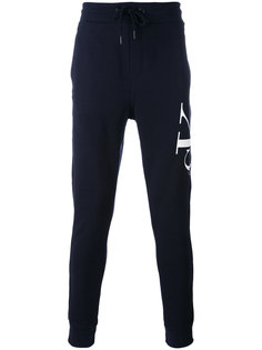 branded drop-crotch sweatpants Calvin Klein Jeans